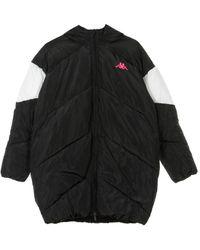 Kappa Authentic 90 Bartes Down Jacket - Zwart