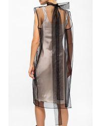 Acne Studios Sleeveless dress Gris