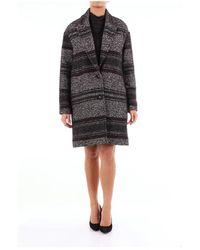 Étoile Isabel Marant Short Coat - Grijs