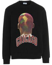 ih nom uh nit Nus21235009 Sweatshirt - Zwart