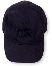 C.P. Company Cap Cap - Blauw