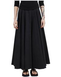 Alaïa Skirt Negro