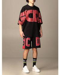 Etro - T-shirt Negro - Lyst