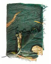 Uma Wang Sciarpa - Verde
