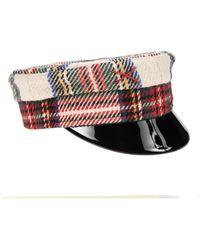 Tagliatore Hat - Rood