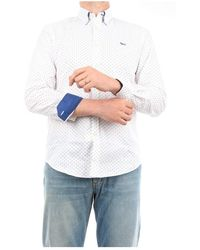 Harmont & Blaine Shirt - Wit