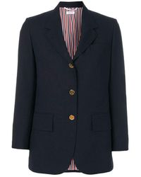 Thom Browne Jacket - Blauw