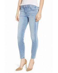 DL1961 Jeans Size 25X26 Florence Ankle Skinny - Bleu