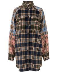 Munthe Luxor Shirt Jacket - Grijs