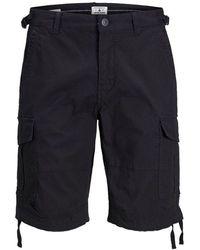 Jack & Jones Alfa Lading Shorts - Zwart