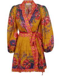 Zimmermann Dress - Oranje