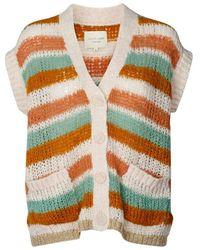 Lolly's Laundry Celine Vest - Bruin