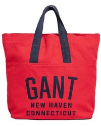 GANT Swim Bag - Rood
