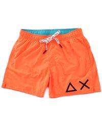 Sun 68 Swimming Trunks - Oranje
