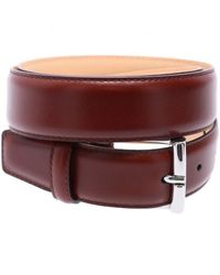 Crockett & Jones Cinturón - Braun