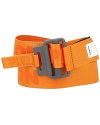Heron Preston Belts - Oranje