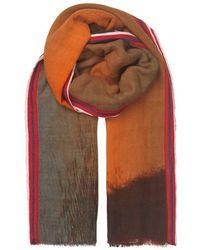 Becksöndergaard Rosalind Scarf - Oranje