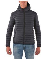 Colmar Coat - Blauw