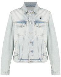 Tagliatore Denim Jacket - Blu