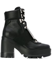 Roger Vivier - Boots Heel Ankle Boots - Lyst