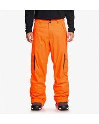 DC Shoes Pantalon DE Nieve - Arancione