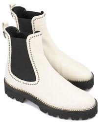 Baldinini Boots Blanco
