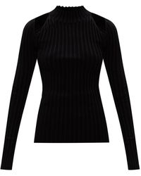 Helmut Lang Sweater - Zwart