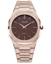 D1 Milano Watch D1-Utbj13 - Pink