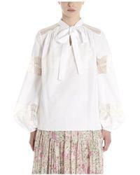 Giambattista Valli Shirts - Bianco