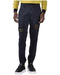 Aeronautica Militare Pantalone Anti - Zwart