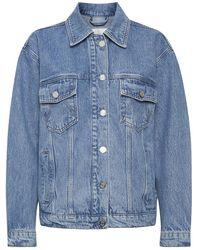 Gestuz Jacket Dena - Blu
