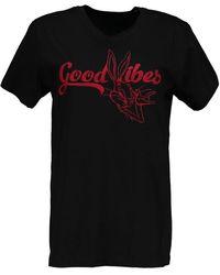 Michael Kors - T-shirt Good Vibes Bugs Bunny - Lyst
