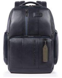 Piquadro Bags.. Black - Zwart