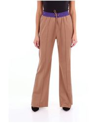 Isabelle Blanche Chino Trousers - Bruin