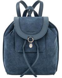 Liebeskind Berlin Scouri Backpack Medium - Blauw