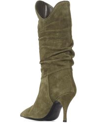 The Attico Heeled shoes Verde