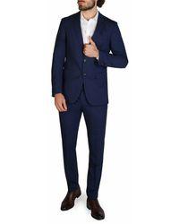 Tommy Hilfiger Suit Tt0tt00840 - Blauw