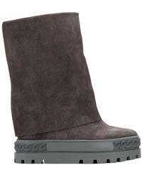 Casadei Boots - Grijs