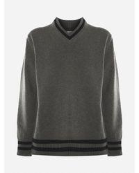 Maison Margiela Sweater Gris