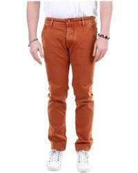 Jacob Cohen J620comf05406v5001 Regular Jeans - Oranje