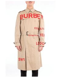 Burberry 4558209 Trench Coat - Naturel