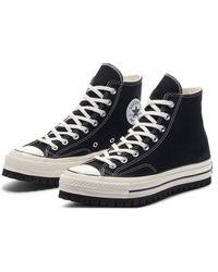 Converse Sneakers Chuck 70 Canvas - Zwart