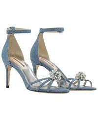 Custommade• Sandals Magnolia Pearl Bundle - Blu