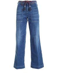 Jacob Cohen Jeans - Blauw