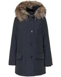 Woolrich Arctic Parka Down Jacket Azul