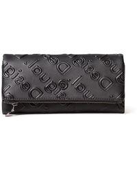 Desigual Wallet - Zwart