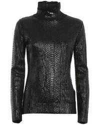 Ermanno Scervino - Turtle Neck Sweater - Lyst