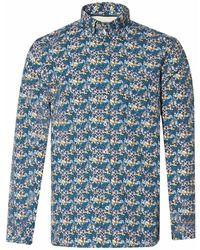 Campbell Shirt - Blauw