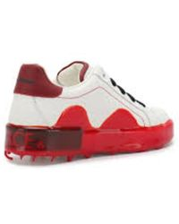 Dolce & Gabbana Sneakers - Rood