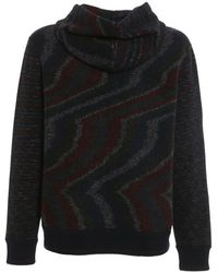 Missoni Sweatshirt - Noir